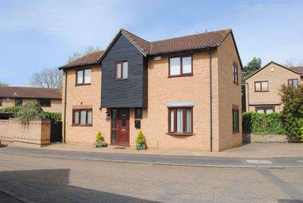 4 Bedrooms Detached House for sale in Tollgate Close, Kingsthorpe, Northampton NN2 6RP