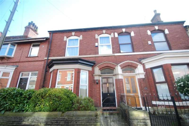 3 Bedrooms Terraced House for sale in Cranworth Street, Stalybridge, Cheshire, SK15 2NW