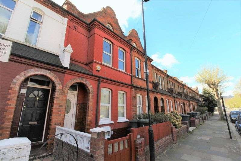 3 Bedrooms Terraced House for sale in Lymington Avenue, Noel Park, N22