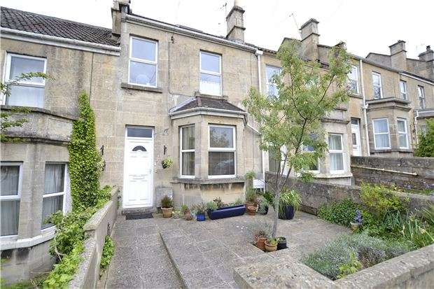 1 Bedroom Flat for sale in Lansdown View, Twerton, BATH, Somerset, BA2 1BQ