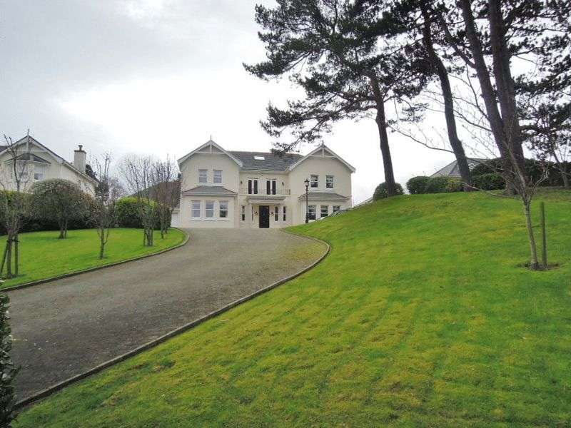 6 Bedrooms Detached House for sale in Jurby Road, Ramsey