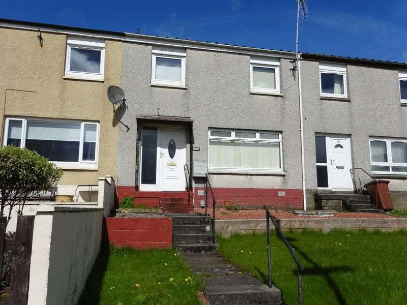 3 Bedrooms Terraced House for sale in Hawthornhill Road, Dumbarton