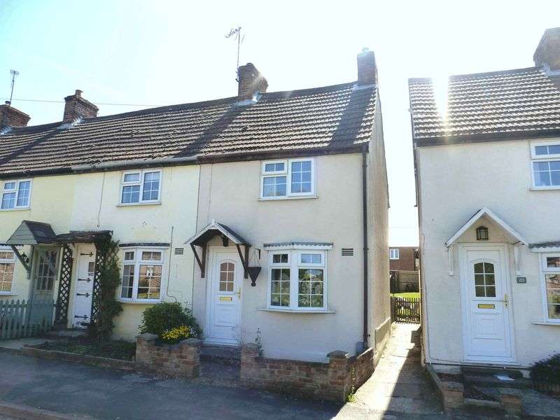 2 Bedrooms Terraced House for sale in The Brache, Maulden
