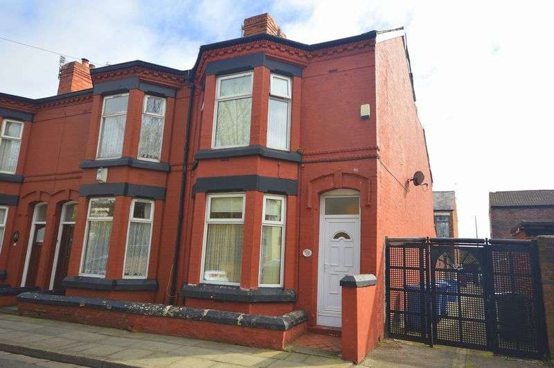 3 Bedrooms Terraced House for sale in Silverdale Avenue, Stoneycroft