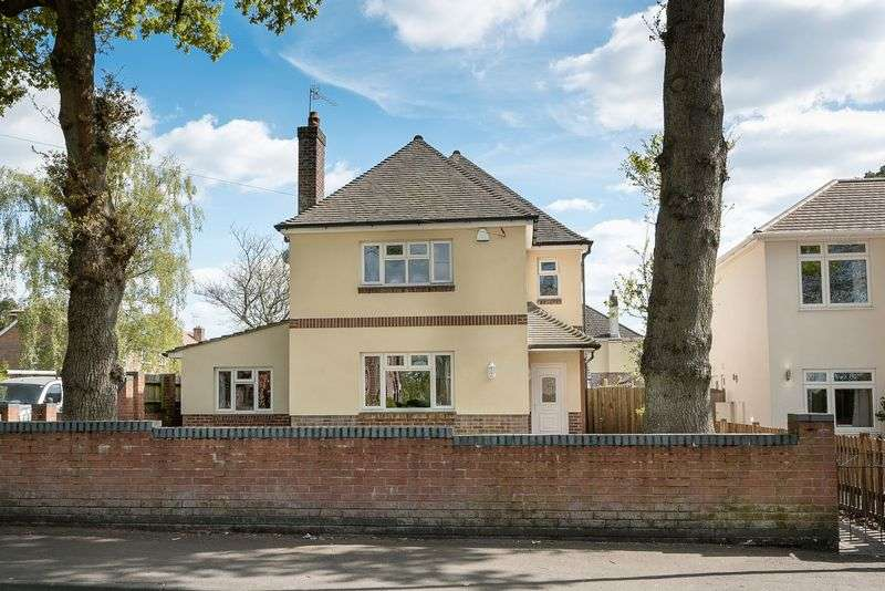 4 Bedrooms Detached House for sale in Bitterne, Southampton