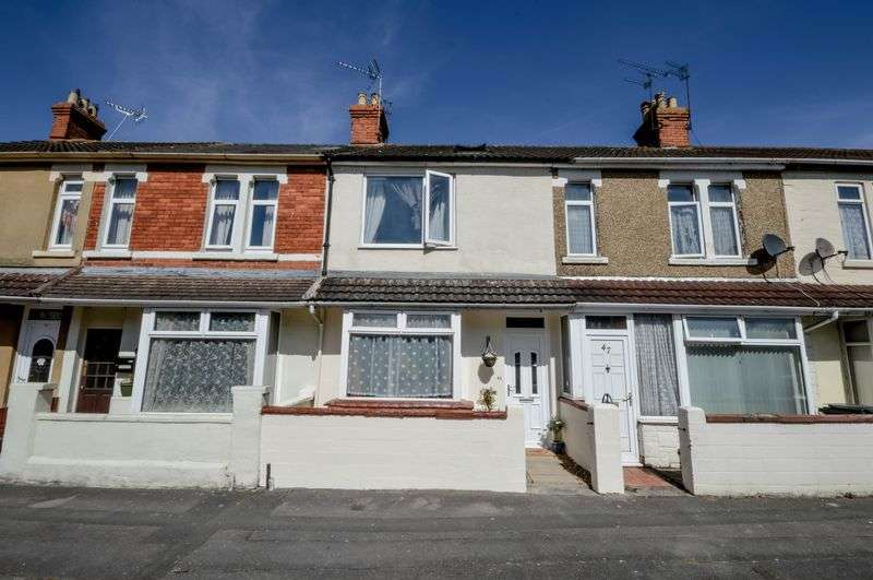 3 Bedrooms Terraced House for sale in Town Centre Area