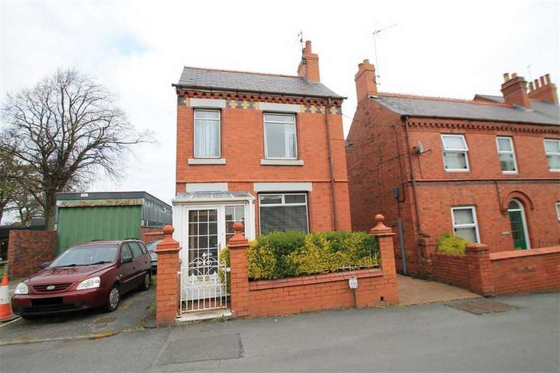 2 Bedrooms Detached House for sale in Princes Road, Rhos, Wrexham