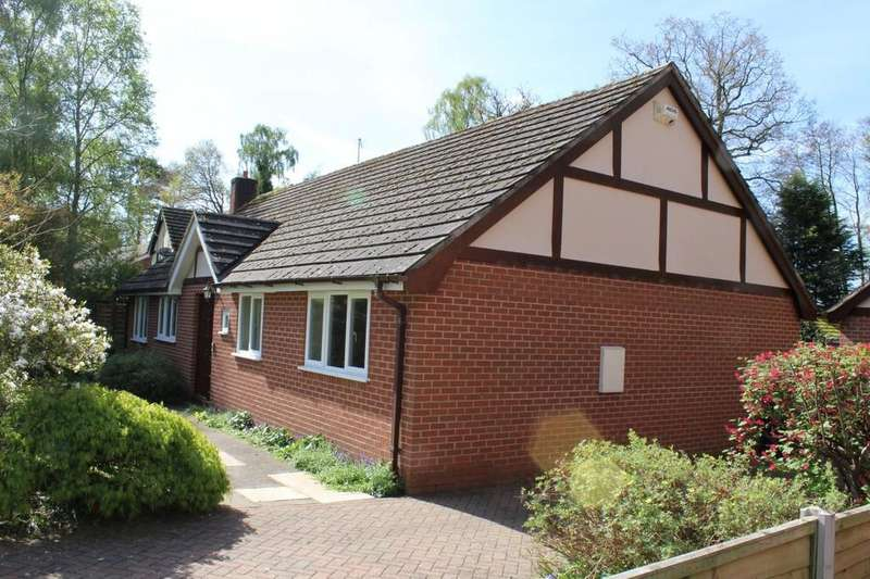 3 Bedrooms Detached Bungalow for sale in Birchwood Grove, Twemlows Avenue