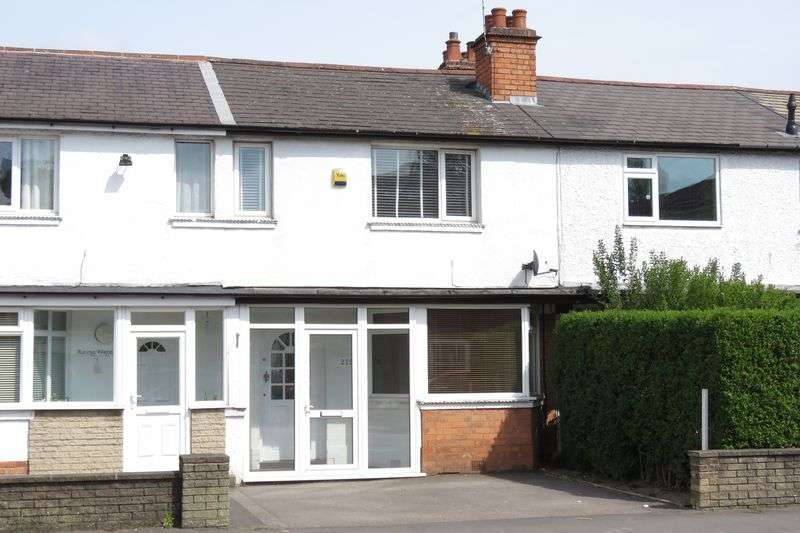 3 Bedrooms Terraced House for sale in Longmore Road, Shirley, Solihull B90 3EW
