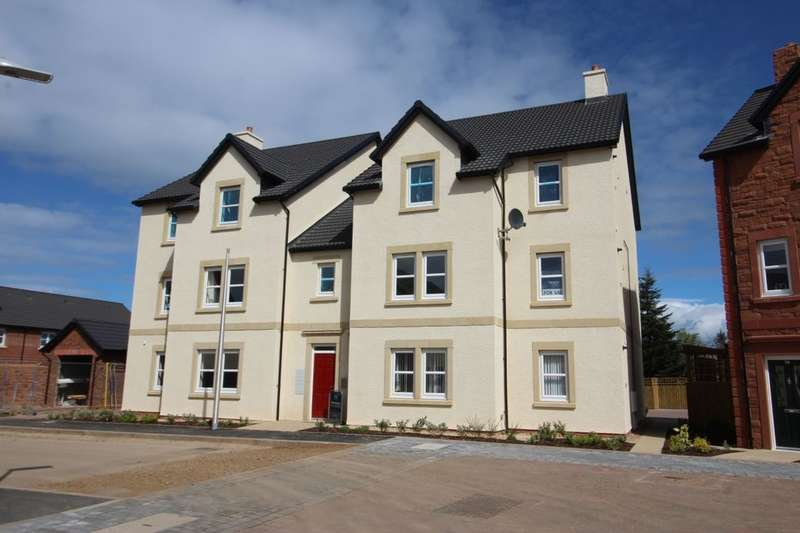 2 Bedrooms Flat for sale in Bishops Way, Dalston, Carlisle, CA5