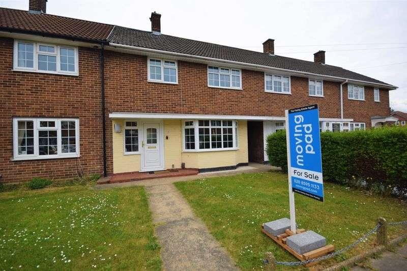 3 Bedrooms Terraced House for sale in Tuck Road, Rainham