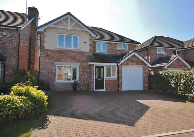4 Bedrooms Detached House for sale in Appledale, Tytherington