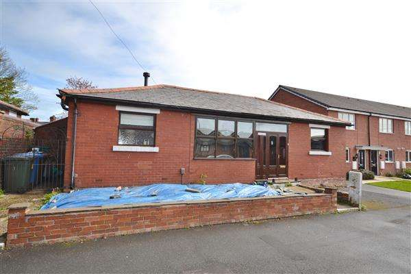 2 Bedrooms Bungalow for sale in Lichfield Road, Chorley