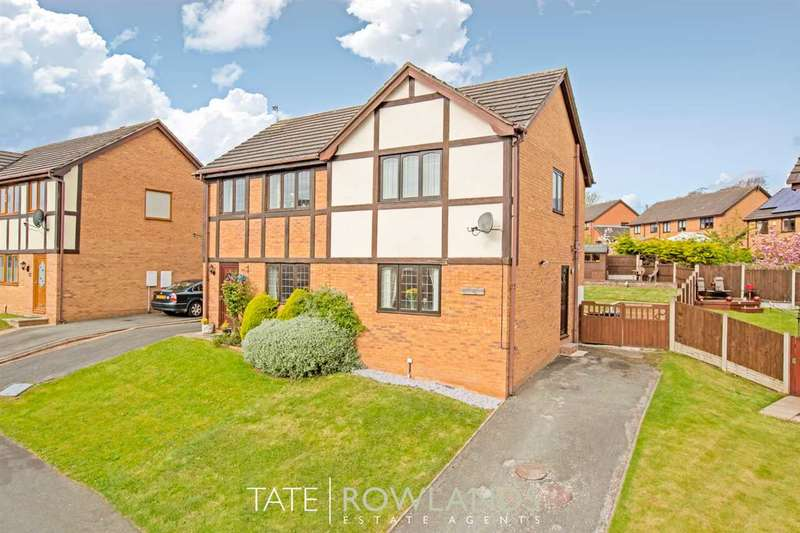 2 Bedrooms House for sale in Brushwood Avenue, Flint