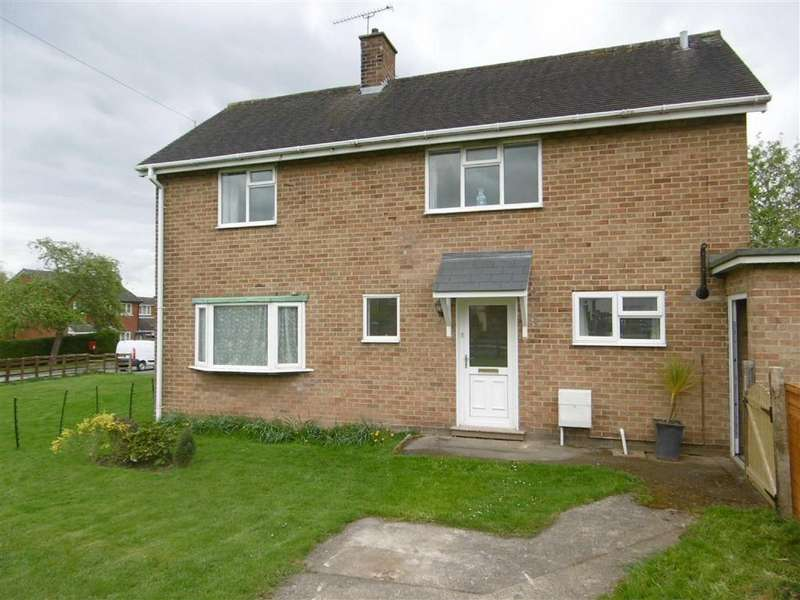 3 Bedrooms Link Detached House for sale in 1 Police Houses, St Martins Road, Gobowen, Oswestry, Shropshire, SY11