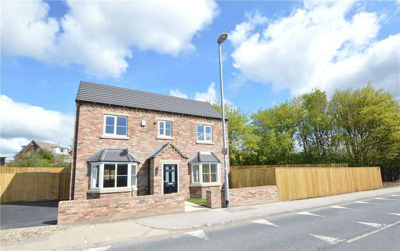 4 Bedrooms Detached House for sale in Plot 4 Cricketers View, Green Lane, Garforth, Leeds, West Yorkshire