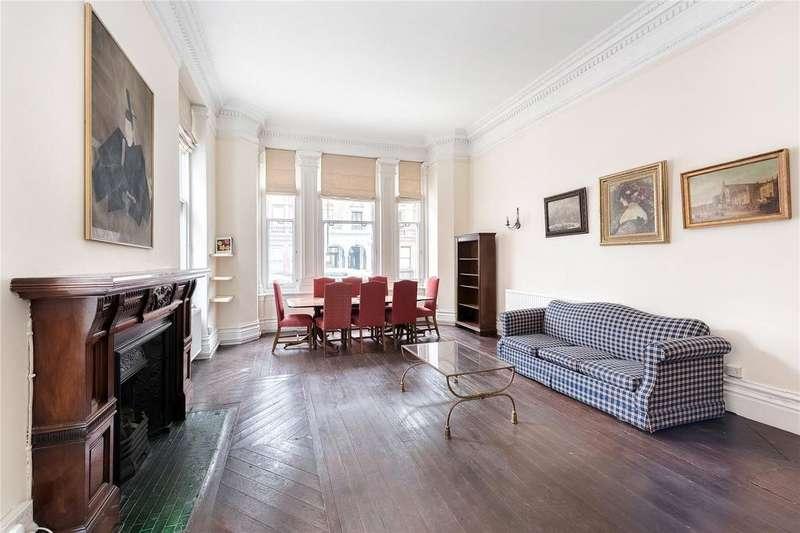 1 Bedroom Flat for sale in Harrington Gardens, South Kensington, London