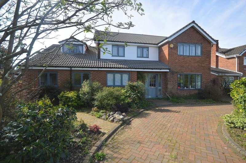 5 Bedrooms Detached House for sale in St Ann's Road North, Heald Green