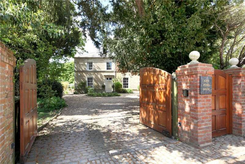 7 Bedrooms Detached House for sale in Tetsworth, Thame, Oxfordshire, OX9