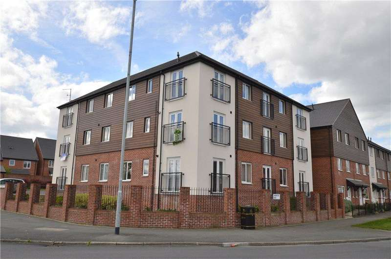 2 Bedrooms Apartment Flat for sale in Oaklands Court, Leeds