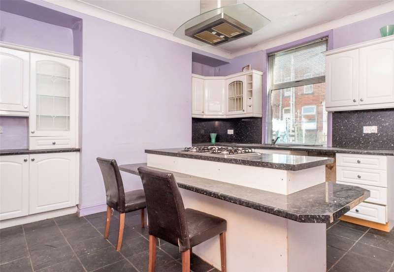 4 Bedrooms Terraced House for sale in Sandhurst Grove, Leeds, West Yorkshire, LS8