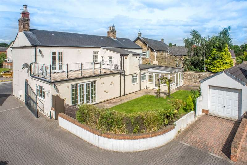 5 Bedrooms Detached House for sale in Low Street, Sherburn in Elmet, Leeds, North Yorkshire, LS25