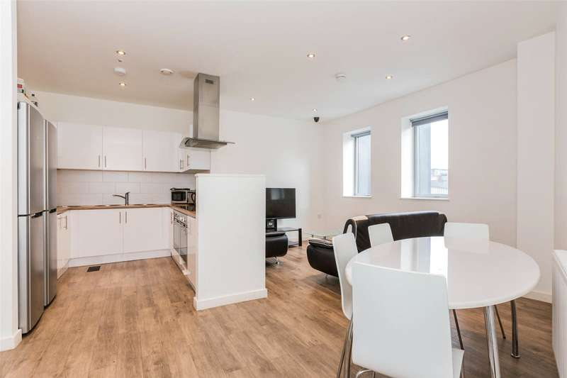 Flat for rent in St Marys House, London Road, Sheffield, S2