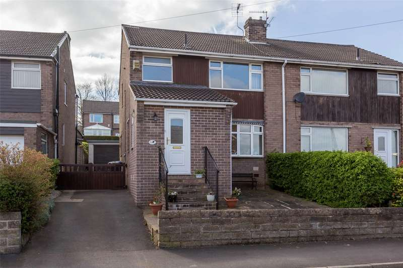 3 Bedrooms Semi Detached House for sale in Grenfolds Road, Grenoside, Sheffield, South Yorkshire, S35
