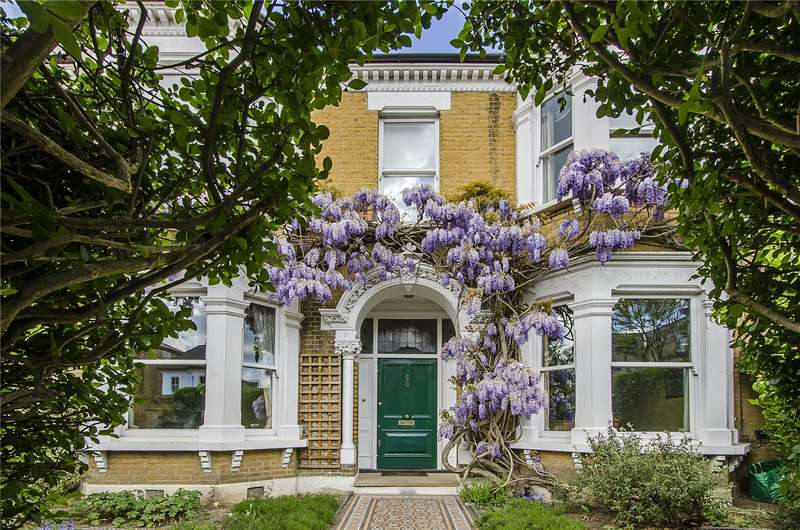 5 Bedrooms House for sale in Lewin Road, London, SW16