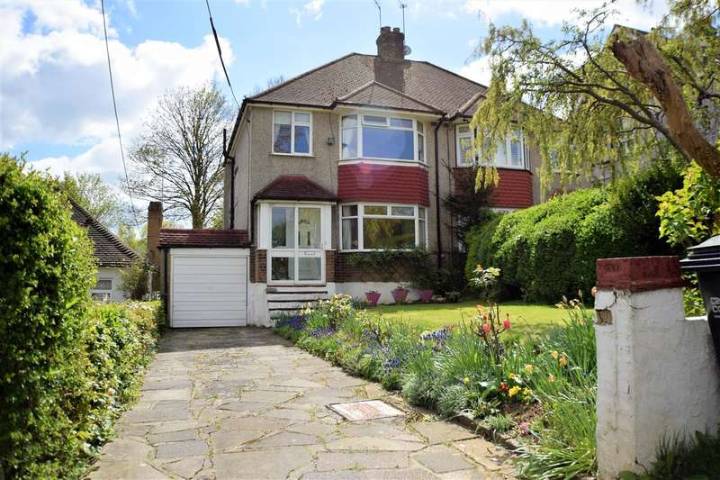3 Bedrooms Semi Detached House for sale in Keston Avenue, Coulsdon