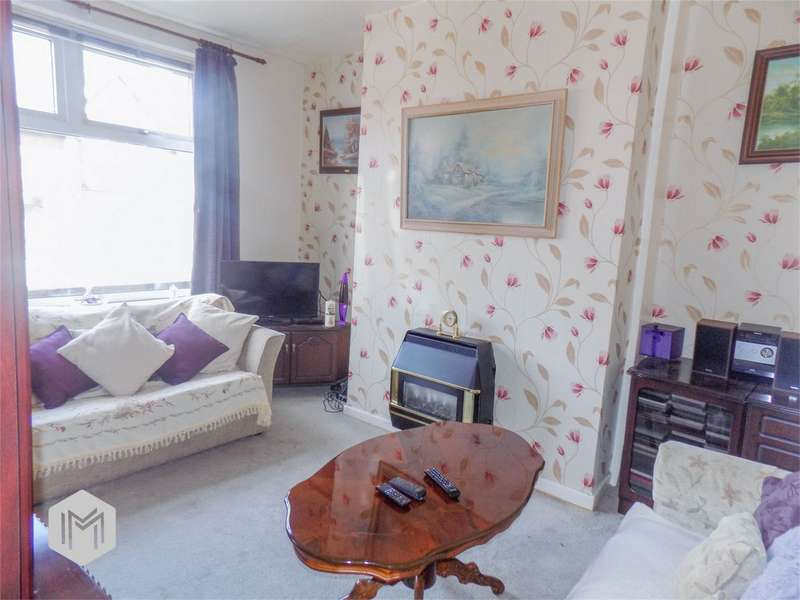 2 Bedrooms Terraced House for sale in Plodder Lane, Farnworth, Bolton, Lancashire