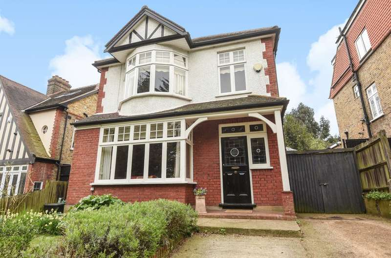 3 Bedrooms Detached House for sale in Norwood, Mottingham Lane, London, SE9 4RW