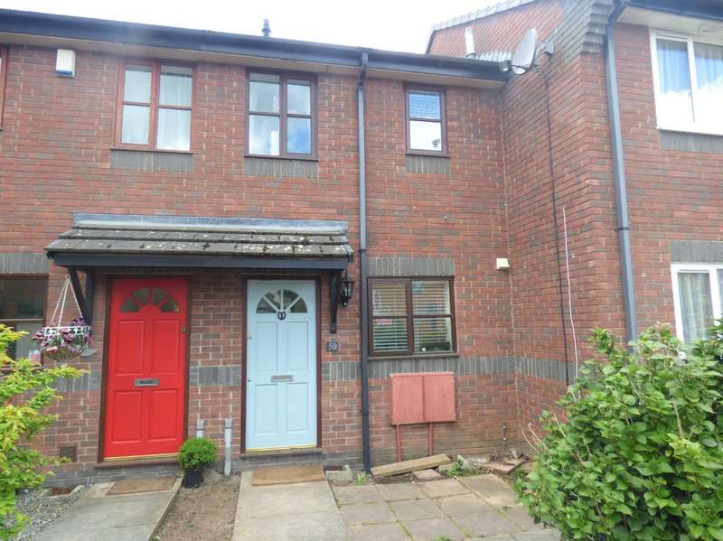 2 Bedrooms Terraced House for sale in Prince Rupert Way, Heathfield