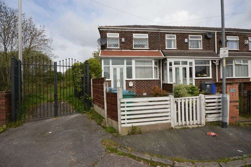 2 Bedrooms Terraced House for sale in Morse Road, Manchester