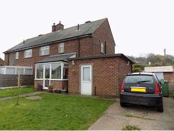 3 Bedrooms Semi Detached House for sale in Berrymoor Road, Brampton, Cumbria, CA8 1DJ
