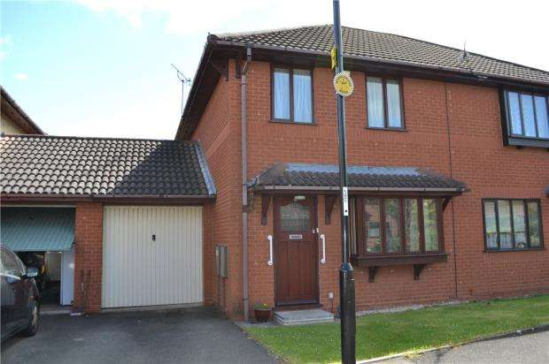 2 Bedrooms Semi Detached House for sale in Knightlow Avenue, Willenhall, Coventry, West Midlands