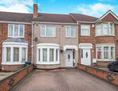 3 Bedrooms Terraced House for sale in Cheveral Avenue, Coventry, West Midlands