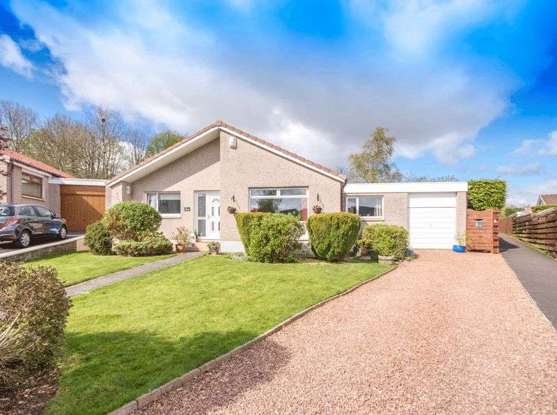 4 Bedrooms Detached Bungalow for sale in Pinewood Drive, Dunfermline