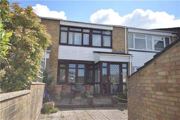 3 Bedrooms Terraced House for sale in Timber Dene, BRISTOL, BS16 1TL