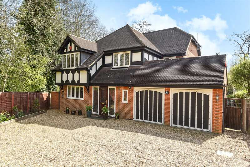 5 Bedrooms House for sale in Ducks Hill Road, Northwood, Middlesex, HA6