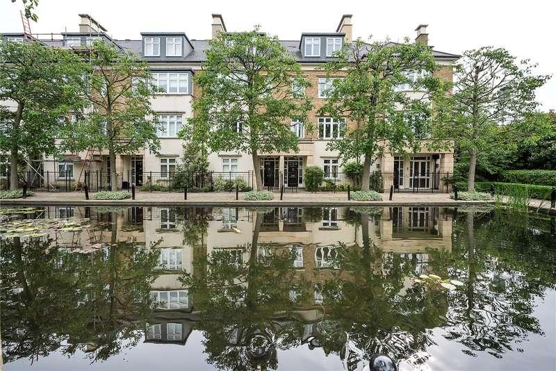 5 Bedrooms Terraced House for sale in Melliss Avenue, Kew Riverside, TW9