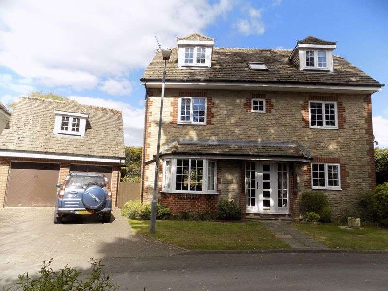 5 Bedrooms Detached House for sale in Parhams Court, Swindon