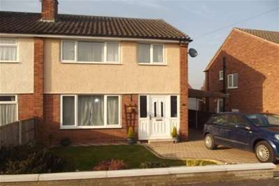3 Bedrooms House for rent in Monksway, Silverdale, NG11
