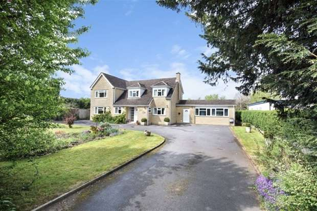 4 Bedrooms Detached House for sale in Berkley Road, Frome