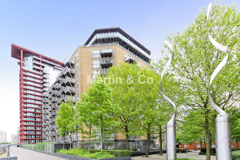 1 Bedroom Apartment Flat for sale in Naxos Building Canary Wharf
