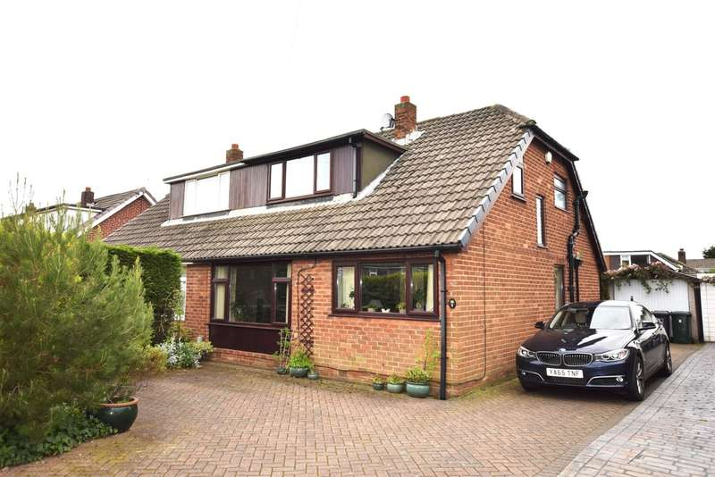 4 Bedrooms Detached House for sale in Norman Drive, Mirfield