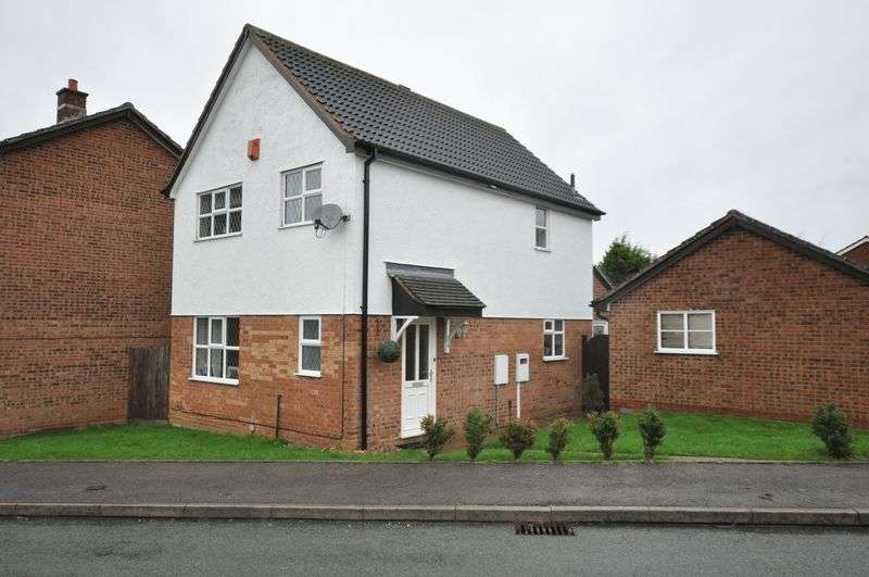 3 Bedrooms Detached House for sale in Genista Close, Stapenhill