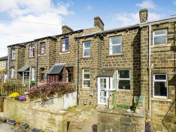 2 Bedrooms Cottage House for sale in 10 East Avenue, Cross Hills BD20 7LB