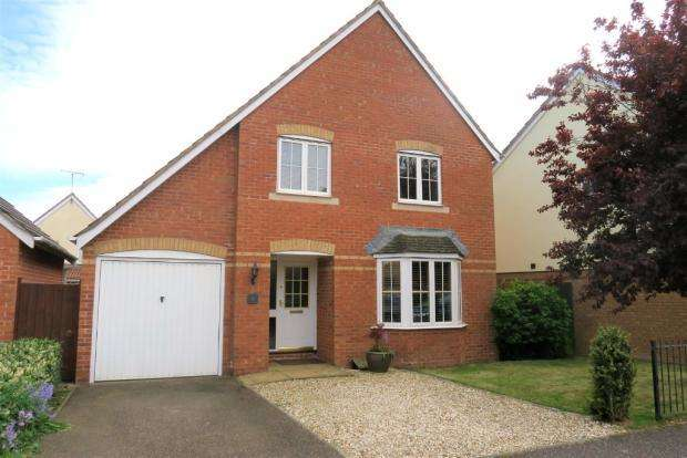 4 Bedrooms Detached House for sale in The Shaulders, Taunton TA2