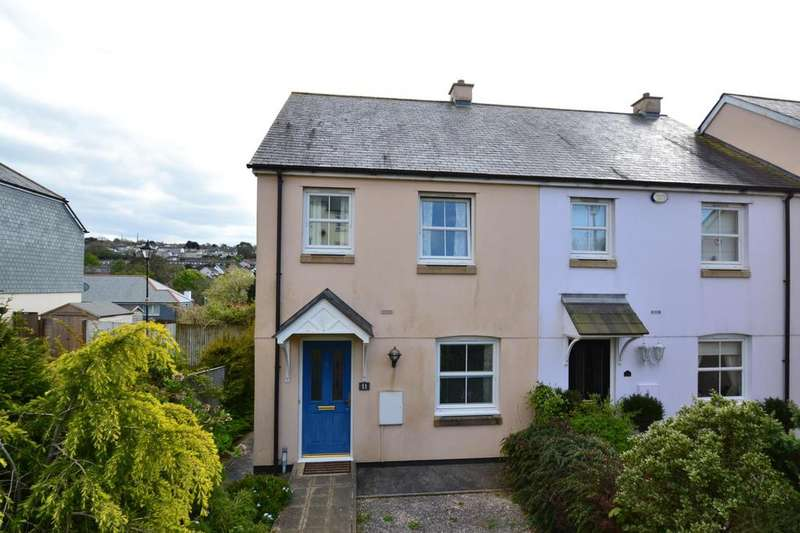 2 Bedrooms Terraced House for sale in Camel Court, Scarletts Well Park